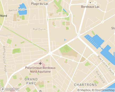 Localisation AIDOMI - 33000 - Bordeaux