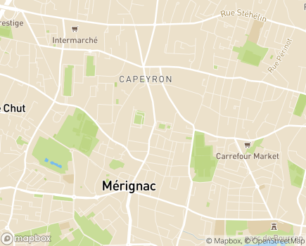 Localisation AD Seniors LIG 33 - 33700 - Mérignac