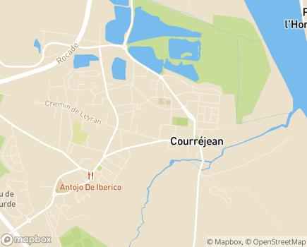 Localisation Domitys L'Opaline - Résidence avec Services - 33140 - Villenave-d'Ornon