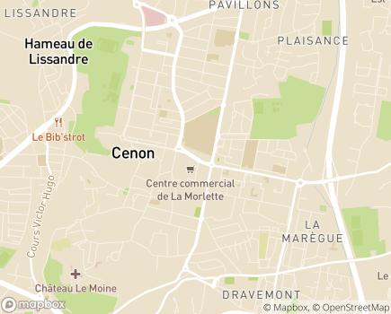 Localisation Résidence Autonomie Allées du Midi (Logements Foyer) Énéal/CCAS - 33580 - Monségur