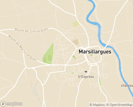Localisation Sud Famille - 34590 - Marsillargues