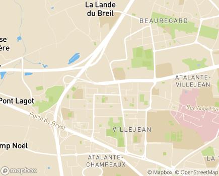 Localisation France Assos Santé Bretagne - 35000 - Rennes