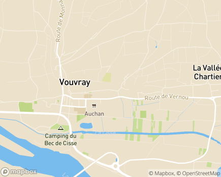 Localisation Assistadom Services - 37210 - Vouvray
