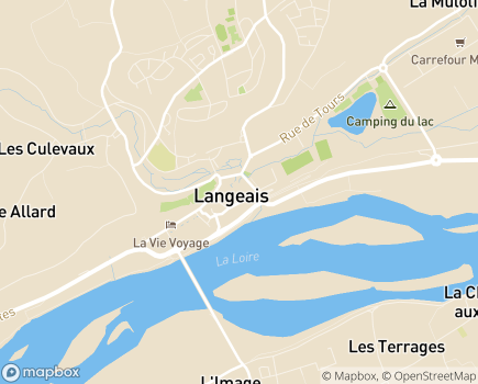 Localisation ASSAD-HAD - Antenne d'Azay-le-Rideau - 37190 - Azay-le-Rideau
