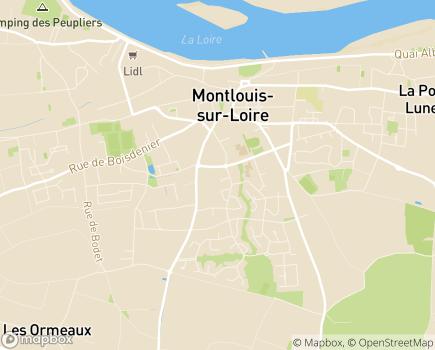 Localisation ASSAD-HAD - Antenne de Montlouis - 37270 - Montlouis-sur-Loire