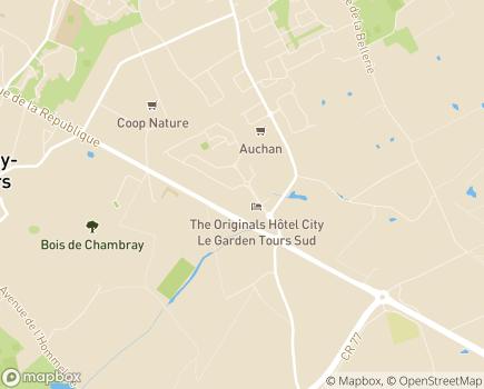 Korian Chamtou Chambray Les Tours 37170 Sanitaire Social