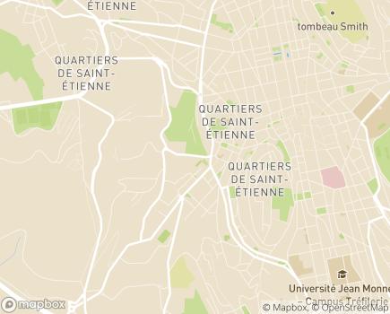 Localisation Handicap Emploi 42 - 42000 - Saint-Étienne