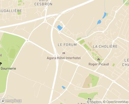 Localisation ADAR - Association Départementale d'Aide à Domicile en Activités Regroupées - 44703 - Orvault