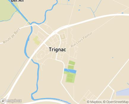 Localisation Sniil (Syndicat National des Infirmières et Infirmiers Libéraux) - 44570 - Trignac