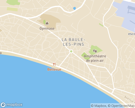 Localisation Vivaservices - 44500 - La Baule-Escoublac