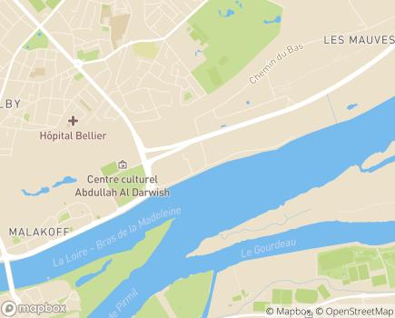 Localisation Maintien ADOM - 44000 - Nantes