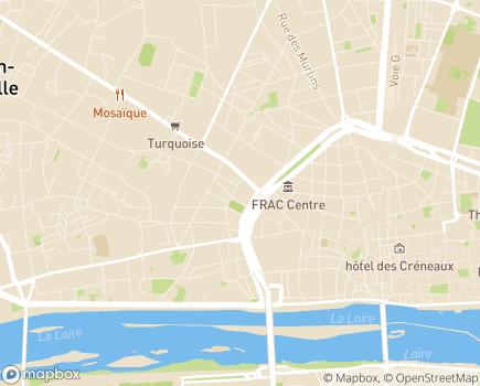 Localisation Petits-fils - 45000 - Orléans