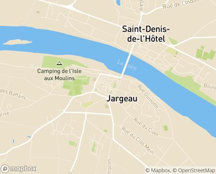 Localisation Maintien ADOM - 45150 - Jargeau