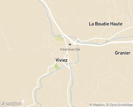 Localisation EHPAD L'Etoile du Soir - 46270 - Montredon