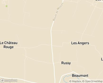 Localisation Département de Maine et Loire DGA - Développement Social et Solidarité - 49941 - Angers