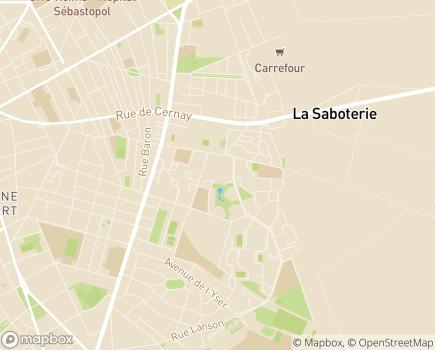 Localisation UDAF de la Marne - 51000 - Châlons-en-Champagne