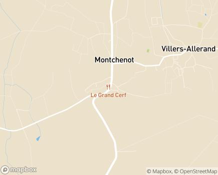 Localisation EHPAD Résidence la Montagne de Reims - 51500 - Villers-Allerand