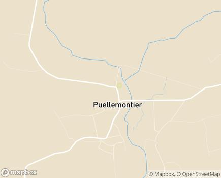 Localisation ADASMS-ESAT Les Ateliers de L'Herone - 52220 - Puellemontier