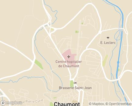 Localisation HaD Chaumont - 52014 - Chaumont