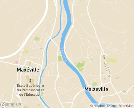 Localisation La Maison des Vignes EHPAD - Adef Résidences - 54220 - Malzéville