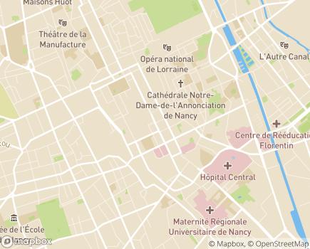 Localisation Domidom - 54000 - Nancy
