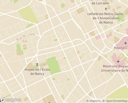 Localisation Domicile Bonheur - 54000 - Nancy