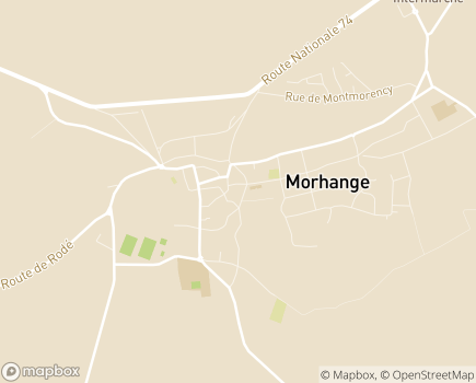 Localisation EHPAD Les Charmes, GROUPE SOS Séniors - 57340 - Morhange