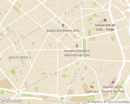 Localisation Solfa - 59000 - Lille