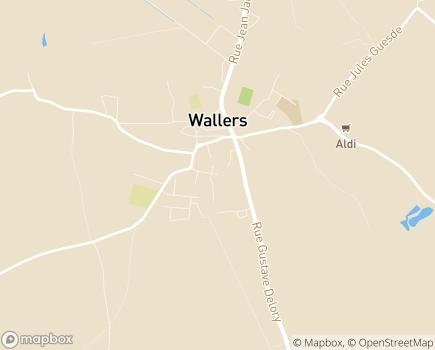 Localisation Résidence Épis d'Or - 59135 - Wallers