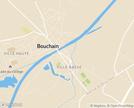 Localisation ASEC Emplois Familiaux - 59111 - Bouchain