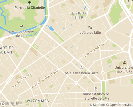 Localisation M Comme Mutuelle - 59000 - Lille