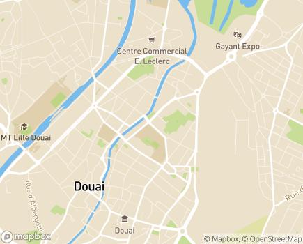 Localisation Floralys Domicile - Aide à Domicile pour les personnes âgées et les personnes en situation de handicap - 59500 - Douai