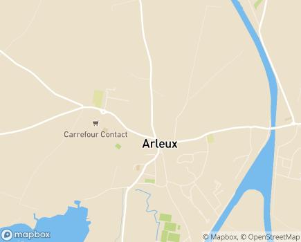 Localisation Résidence Médicalisée Le Jardin d'Allium - Floralys Résidences - 59151 - Arleux
