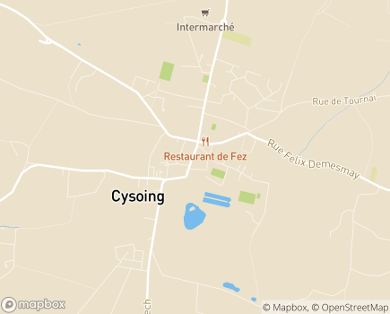 Localisation Presti'Life - 59830 - Cysoing