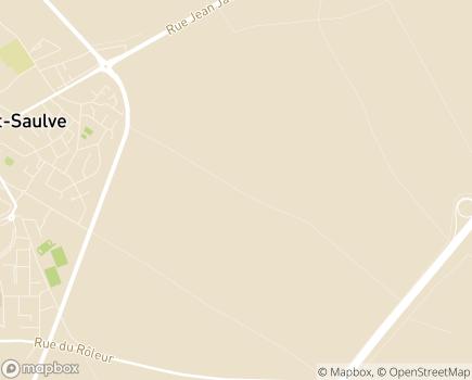 Localisation SESSAD André Launay - 59880 - Saint-Saulve