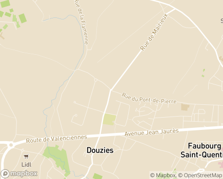 Localisation Domitys Le Carillon d'Or - Résidence avec Services - 59600 - Maubeuge
