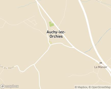 Localisation Tout par Coeur - 59310 - Auchy-lez-Orchies
