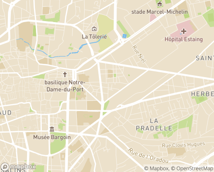 Localisation Espérance 63 - 63000 - Clermont-Ferrand