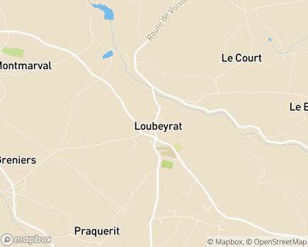Localisation Maison St Jean Baptiste, Association Les 7 Sources - 63410 - Loubeyrat