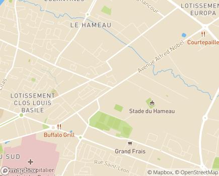 Localisation Age d'Or Services - 64000 - Pau