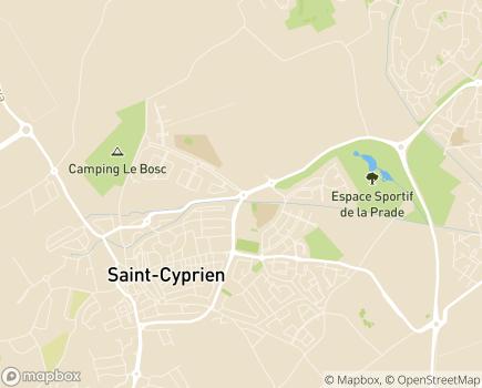 Localisation SSIAD ADMR du Pays de Trie - 65220 - Trie-sur-Baïse
