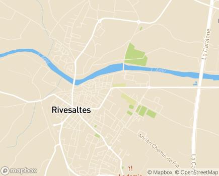 Localisation EHPAD Résidence du Moulin - 66600 - Espira-de-l'Agly