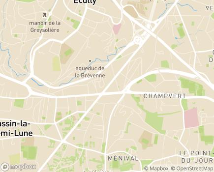 Localisation Générale des Services Lyon Ouest - 69160 - Tassin-la-Demi-Lune