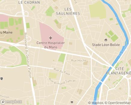 Localisation AVS - A votre Service - 72000 - Le Mans