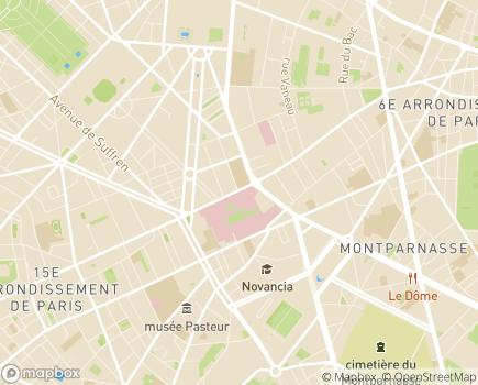 Localisation Groupe Hospitalier Necker Enfants Malades (AP-HP) - 75743 - Paris 15