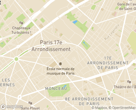 Localisation Les Amis - Service à Domicile - Service Polyvalent d'Aide et de Soins à Domicile - 75017 - Paris 17