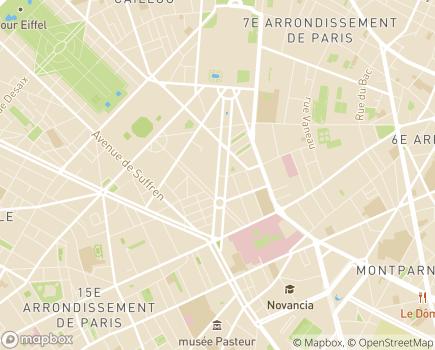 Localisation EHPAD Ma Maison - 75007 - Paris 07