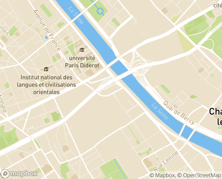 Localisation Entreprise Adaptée - 75629 - Paris 13