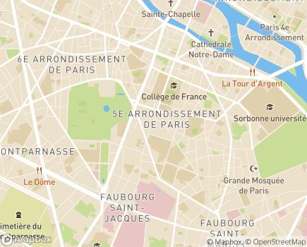 Localisation Autonomie Paris Saint-Jacques - 75005 - Paris 05
