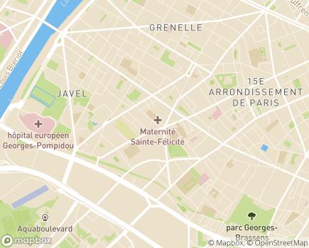 Localisation La Tam La Télé Assistance - 75015 - Paris 15